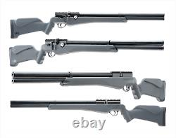 Umarex Origin Air PCP Rifle. 22 Cal with High Pressure Air Hand Pump Combo