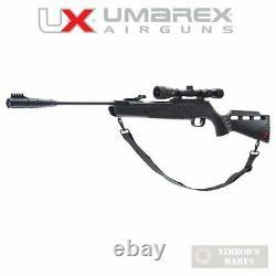 Umarex Ruger TARGIS HUNTER MAX. 22 AIR RIFLE Scope + Sling 800 fps 2244241