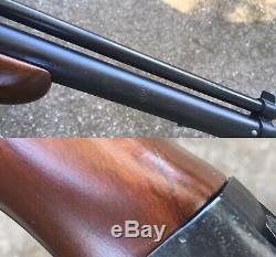 Vintage APACHE Dual. 25 Cal BB. 175 Pellet Gun Air Rifle Complete & Working