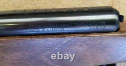 Vintage Beeman-FWB Sport 124 D Himalayan Walnut Stock Serviced Sling & Soft Case