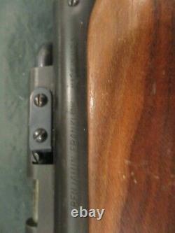Vintage Benjamin Franklin 22 cal. Model 312 Pellet Rifle