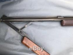 Vintage Benjamin Franklin Model 347 Cal 177 Pump Rifle Pellet Gun