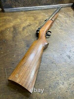 Vintage Brass BENJAMIN FRANKLIN 312.22 PELLET AIR RIFLE / Gun