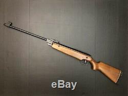Vintage RWS Model 45 Air Pellet Rifle Gun. 177 Hardwood Stock LOOK! Germany