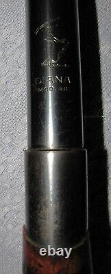 Vintge Pre Ww 2 German Diana Model 48 Air Rifle. 177 / Needs Restoration