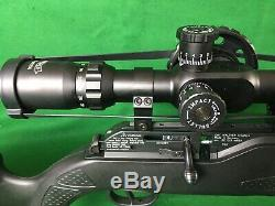 Walther 1250 Dominator FT Air Rifle Combo (. 22 cal)- Black