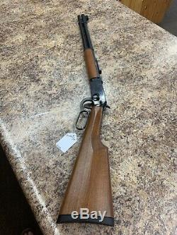 Walther Lever Action. 177 Co2 pellet rifle gun Germany