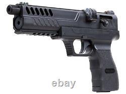 Webley Nemesis CO2 Air Pistol 0.22 Cal Multi-shot CO2 Rifled Steel Barrel