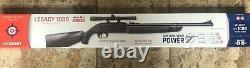 177 Pellet & Bb Crosman Legacy 1000 Mono-shot Variable Pump Rifle Withscope