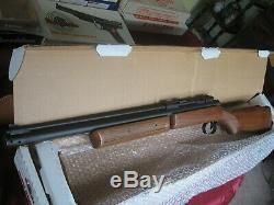 1981 Benjamin 347 Pompe À Pellets Rifle Nos Rare En Etat Neuf Avec La Boîte