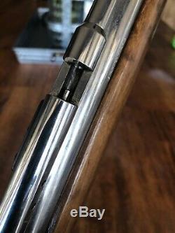 1 Pistolet À Air Vintage Benjamin Sheridan 5mm 20 Cal. Granule Pour Carabine À Air Comprimé
