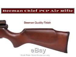 22 Beeman Chef Hardwood Pcp Carabine À Air Comprimé, Allemand Engineered Sku1322