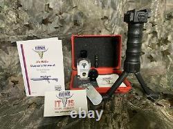 22 Pcp Air Rifle T1 Cattleman Guns Pest Control 1 An Garantie 800-1100 Fps