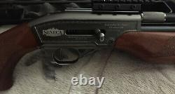 50. Dragon Claw Pcp Rifle+scope+suppressor+hard Rifle Case And Extras