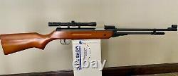 5,5 Mm. 22 Fusil De Pellet De Pistolet À Air D'air De Calibre Avec 14 Ronds Et Paquetage 4x20