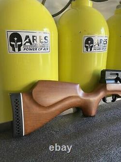 Aea. 35 Bolt Action Long Barrel Pcp Air Rifle Par Zachary Aea Us