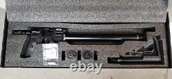 Aea Air Rifle. 25 HP Réservoir Réglementé Sur Mesure Bolt Action Aucune Portée (en Stock)