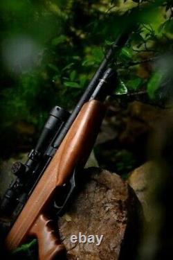 Aea Big Bore Bullpup. 35cal / 9mm Challenger Bp Fusil À Air Comprimé Pcp Airgun Pellet