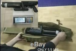 Aea Precision Backpacker Rifle22 HP Carabine Semi-automatique Avec Pcp Seulement Supperessor