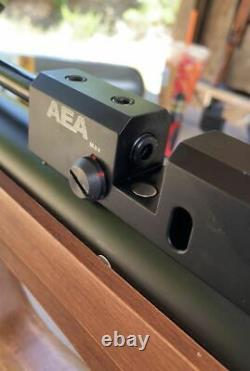 Aea Precision Challenger Bullpup Pcp 50cal (précommande, No Portée Seulement 10 Pour 2020)