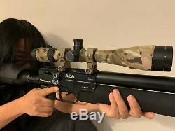 Aea Precision Pcp Fusil Hp. 357/9 MM Teminator (pré-commande Pas Lunette De Visée)