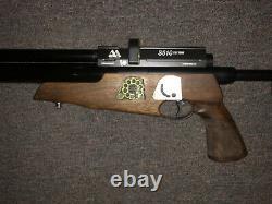 Air Arms S510 Xs Tdr Pcp Takedown Rapide Takedown. 22cal 6lb, Silencieux Q-tec