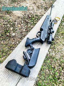 Air Granules Fusil. 177 Calibre 1000+ Spf Sécurité 4x32 Portée 200 Pellets Packag
