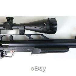 Airforce Airguns Condor Carabine À Air Comprimé Avec. 22 Barrel, Cas, Réservoir D'air, Portée R0401