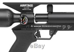 Airforce Escape Ss Black. Fusil À Pellets De 22 Pcp