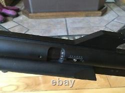 Airforce Talon Ss Pcp. 22 Calibre 800 Fps Black Air Rifle