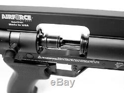 Airforce Texan Big-alésage Pcp Carabine À Air Comprimé 0.30cal 0.357cal 0.45cal Le Plus Puissant