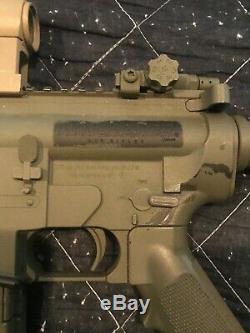 Arme À Plomb / Bb Gun. 177 Cal. Double Munitions Co2 Alimenté Carabine À Air Comprimé (pas Fait Plus)