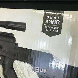 Barra Carabines Sportif 900,177 Cal 800 Fps Bb & Gun 4x15 Portée À Pellets
