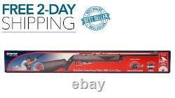 Bb Pellet Gun Air Rifle Semi-auto 625 Fps. 177 Cal Hunting Crosman 1077 Nouveau 2 Jour