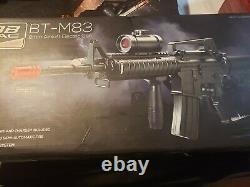 Bb Tac- M83 Lpeg Full/auto 250 Fps 6mm Airsoft- Pistolet Électrique, Chargeur Inclus