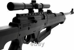 Bear River Sportsman 900 Air Rifle Multi-pump. 177 Pistolet De Bb/pellet Avec La Portée