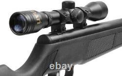 Beeman 10712 Carbine Wolverine. 22 Calibre Air Rifle Avec Portée Air Gun