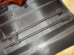 Beeman Double Puissance Rs2 Barrel Magnum Case Exc +++ Carabine À Air Comprimé. 177 &. 22 Carabine À Air Comprimé Wow