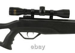 Beeman Longhorn. 177 Barre De Rupture De Calibre Rifle D'air Avec 4 X 32 Portée