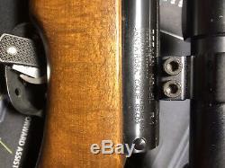 Beeman Modèle R1.177cal À Culot Fabriqué En Allemagne Fusil Santa Rosa