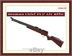 Beeman Qb Chef Hardwood Pcp Carabine À Air Comprimé Brand New. Dernière Restante