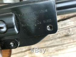 Beeman Weihrauch Modèle Hw55 177cal Allemagne De L'ouest Carabine À Air Comprimé Pistolet À Air