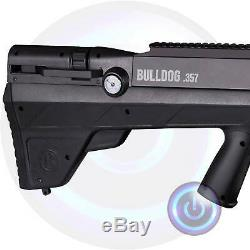 Benjamin Bulldog. 357 Bullpup Air Rifle Pellets Bpbd3s 900 Fps Offre Limitée