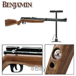 Benjamin Discovery (. 22 Cal) Pcp Carabine À Air Comprimé Combo Withpump- Bois