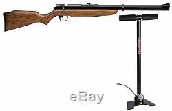 Benjamin Discovery. Carabine À Air Comprimé Et À Air Comprimé Co2 / Pompe À Haute Pression, Calibre 22