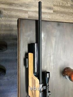 Benjamin Kratos. Fusil À Air Comprimé De Chasse À Levier Latéral De Calibre Pcp De Calibre Pcp Avec Portée