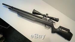 Benjamin Marauder Carabine À Air Comprimé 25 Modèle Cal # Bp2564 Noir Avec Pompe Haute Pression