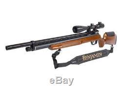 Benjamin Marauder Mrod Combo Carabine À Air Comprimé 0,25 Cal Pcp Répéteur