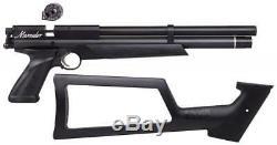 Benjamin Marauder. Pistolet À Air Comprimé De 22 Pcp Avec Crosse Détachable