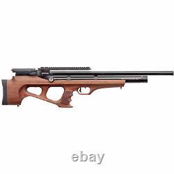 Benjamin Pcp-powered Multi-shot Side Lever Chasse Air Rifle Bullup Akela Wood